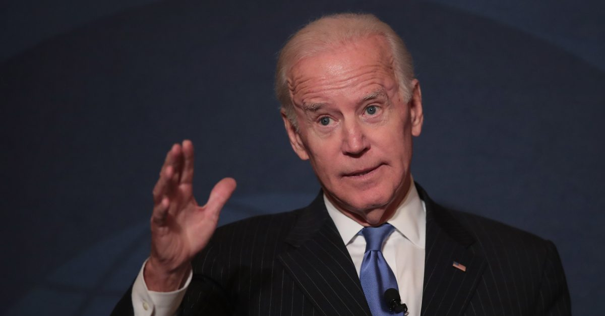 It's Official: Former VP Joe Biden is Running in 2020