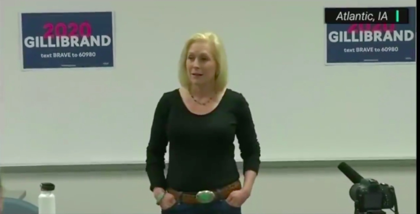 Sen. Gillibrand Says She Misses Al Franken: 'He Was Someone Who Really Served Us Well'