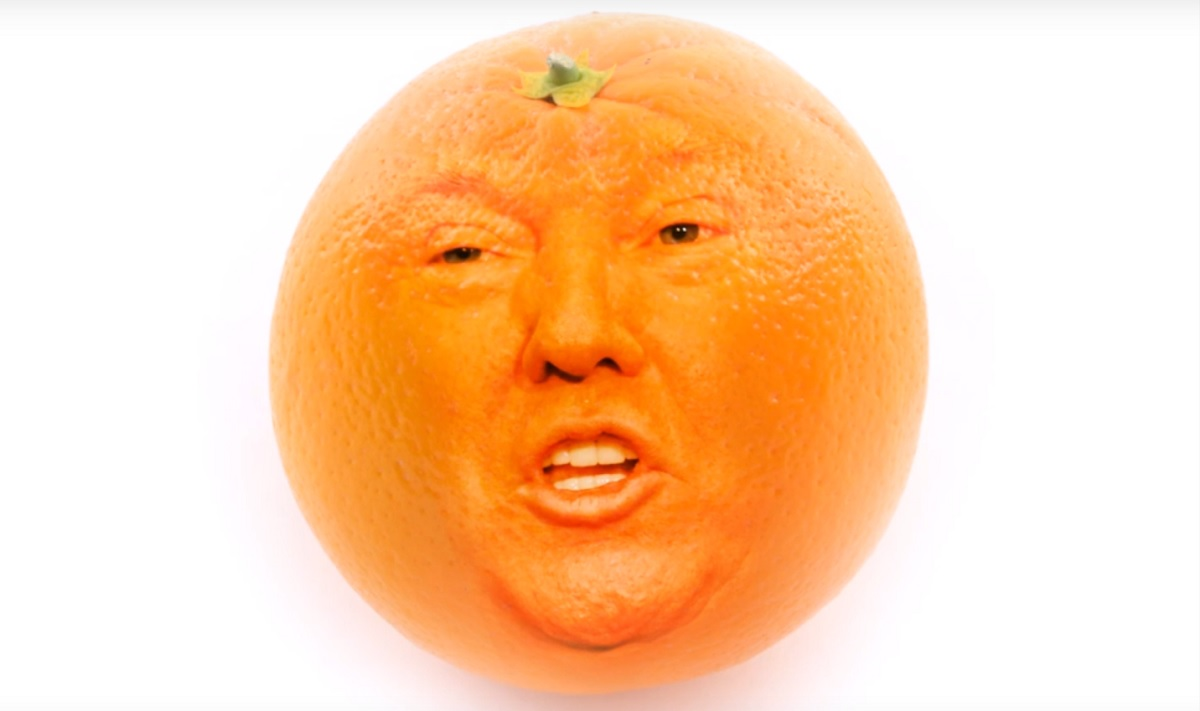 Image result for oranges of the Mueller report