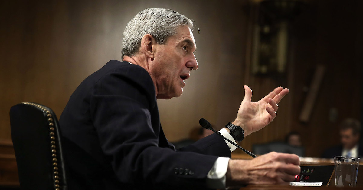 Was Mueller Intimidated by Trump's 'Witch Hunt' Lie, or Just Too Naïve to Handle Such a Crafty Villain?