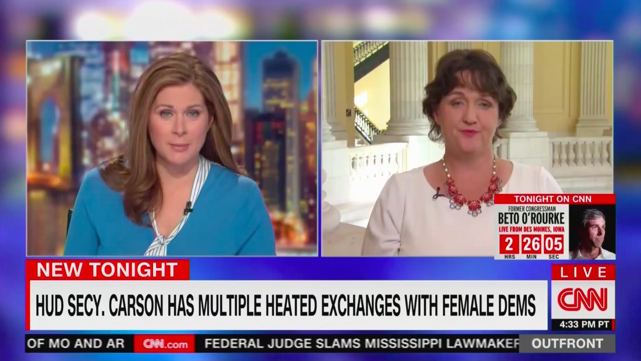 Dem Rep. on Viral 'Oreo' Exchange With Ben Carson: 'I Was Disappointed,' He Just Wanted to 'Dodge Questions'