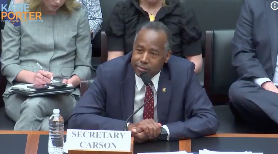 Watch a Rep. Have to Explain to HUD Sec. Ben Carson That an 'REO' is Not an 'Oreo' Cookie