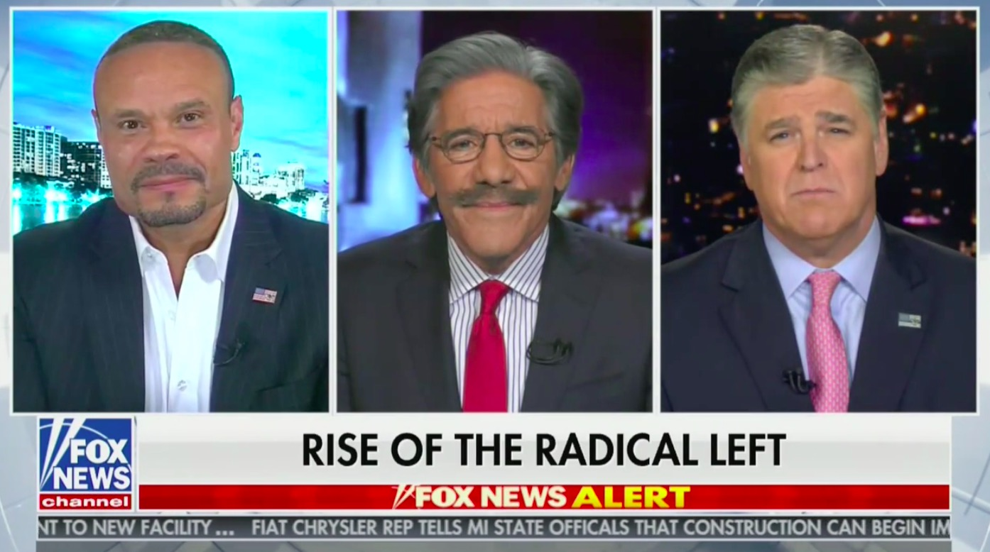 Hannity: Some People at Fox News 'Probably Hate Every Word I Say'