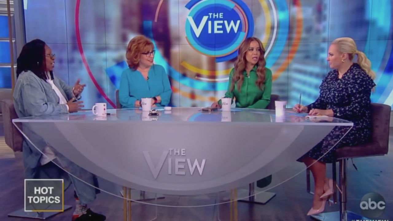 Meghan McCain Says 'Fake News' After Insane Report About Behind-the-Scenes Turmoil at The View