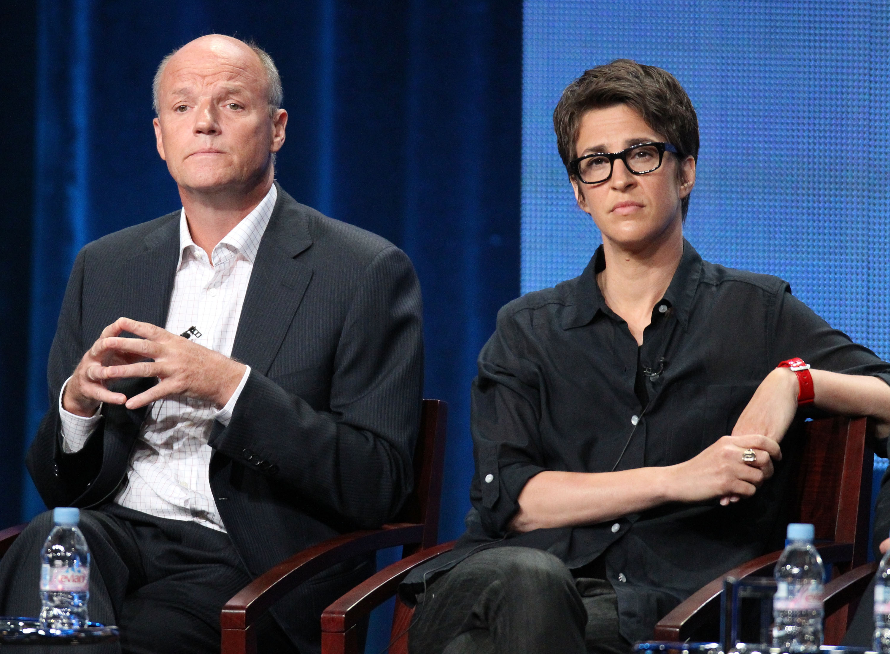 MSNBC President Reportedly Met With NY Times Editor to Get Writers Back on Maddow After Alleged Ban