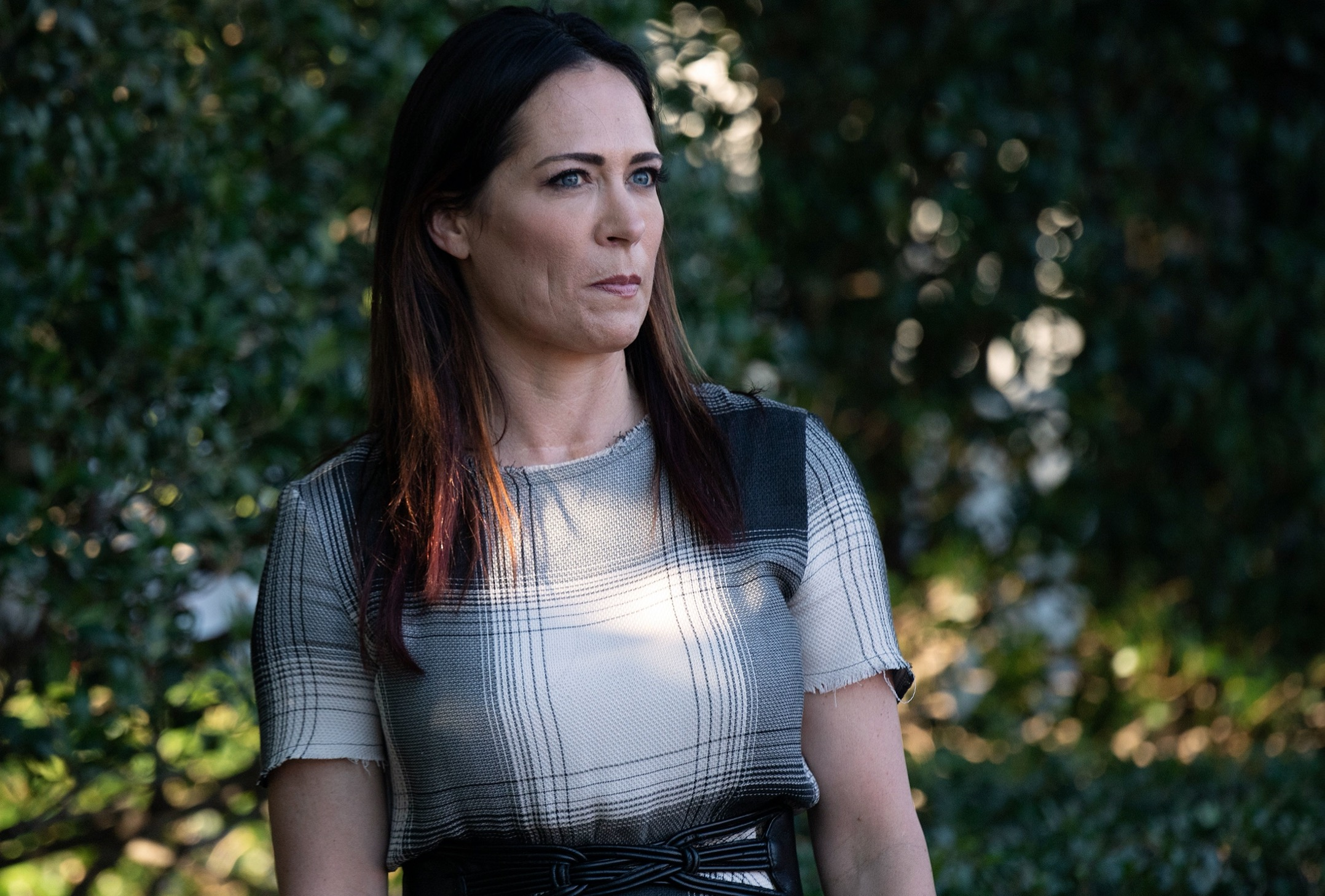Stephanie Grisham will be next White House press secretary