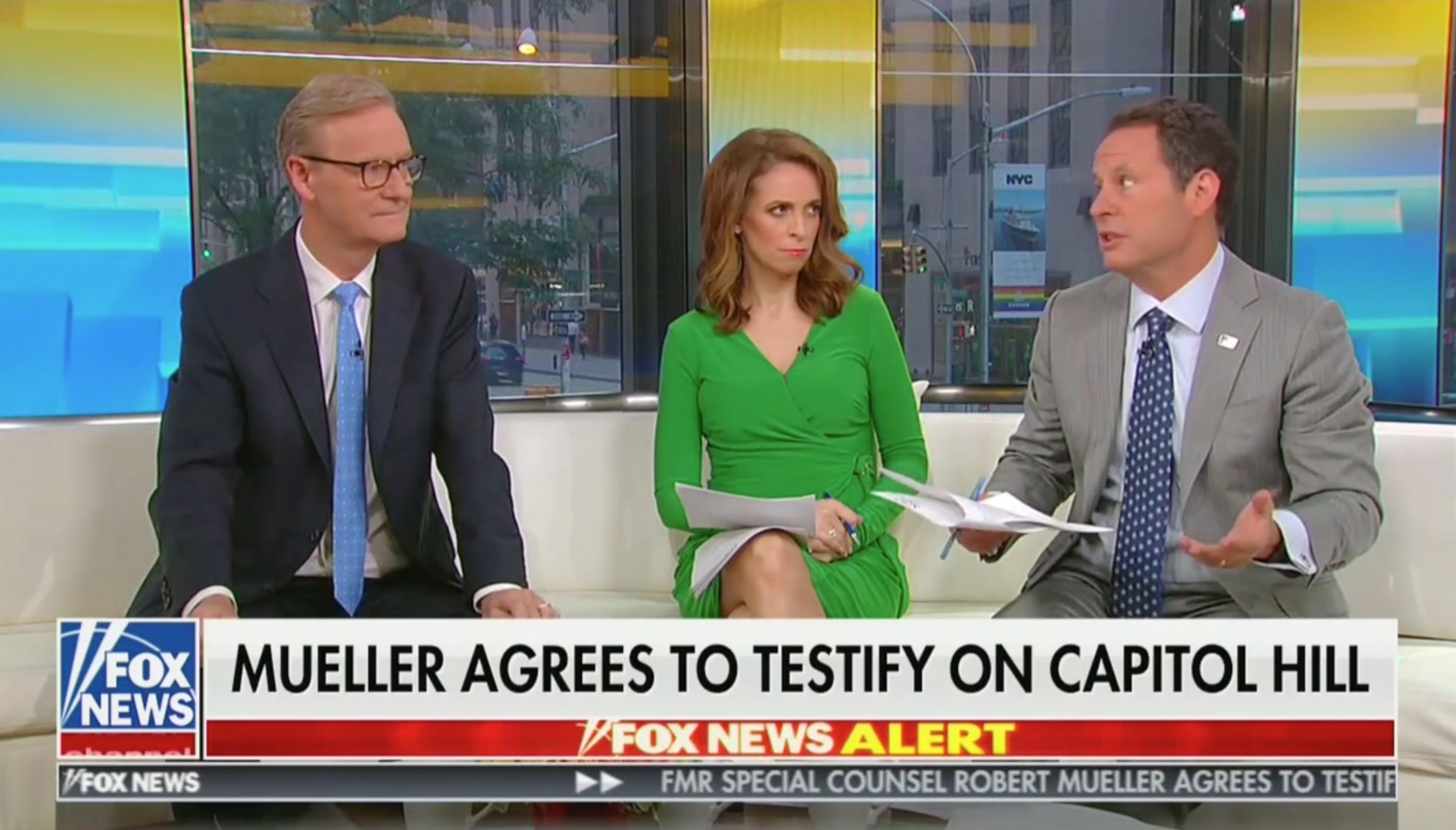 Brian Kilmeade: I Don't Think Robert Mueller Knows the Details of the Mueller Report