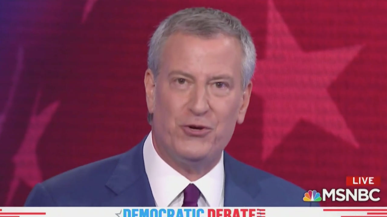 MSNBC's Nicolle Wallace, Fmr Sen McCaskill Knock de Blasio After Debate: 'Mildly Irritating,' 'Obnoxious'