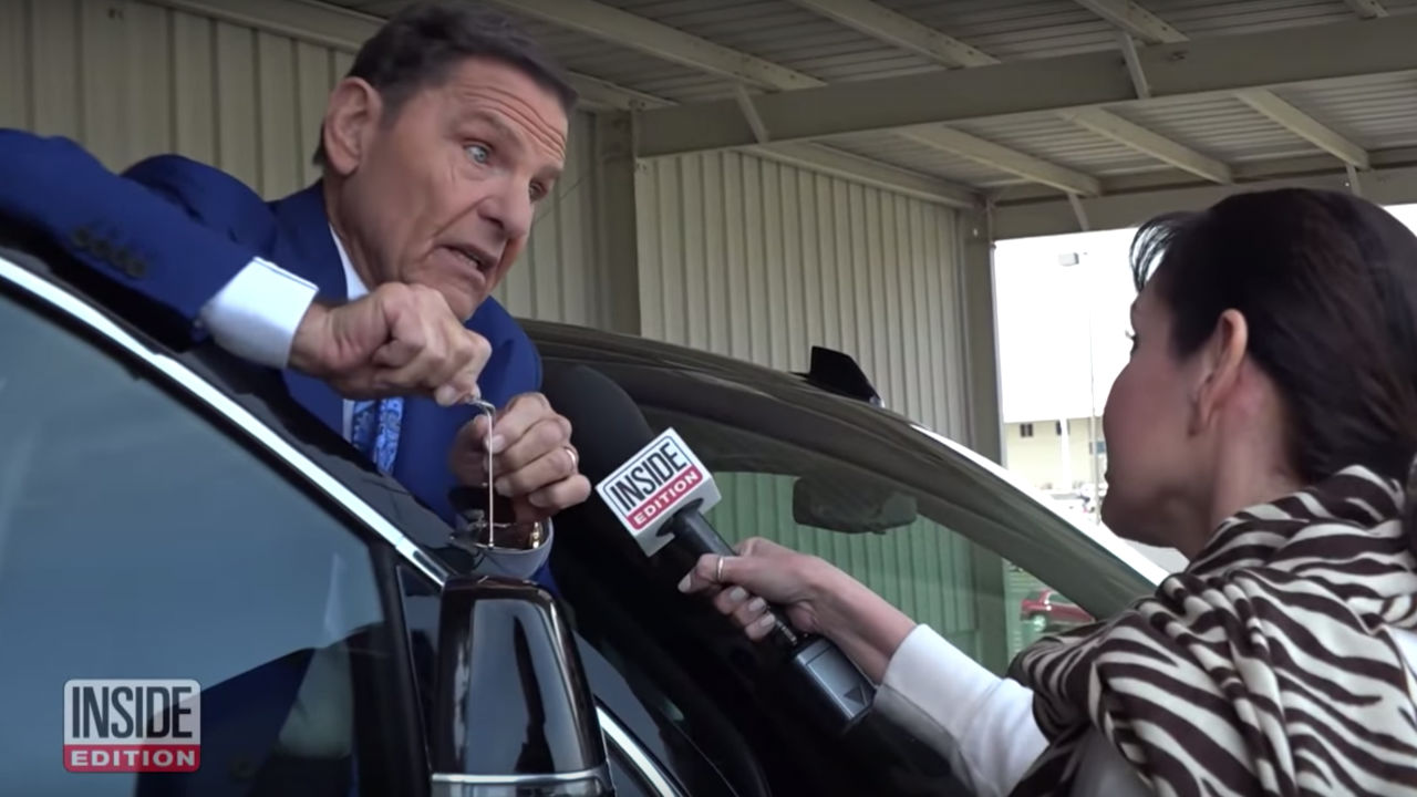 Kenneth Copeland Defends Private Jets in Wild Interview