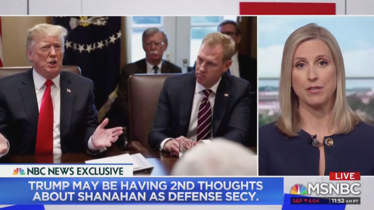 Trump Reportedly Having Second Thoughts About DefSec Pick, Requested 'Suggestions for Different Candidates'