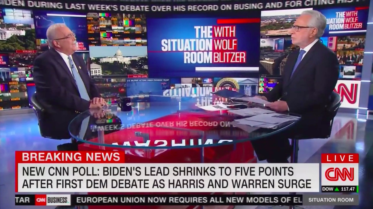 Dem Rep—and Ex-Biden Staffer—Pans Former VP's Debate Performance: 'Very Disappointing,' 'Not Crisp'