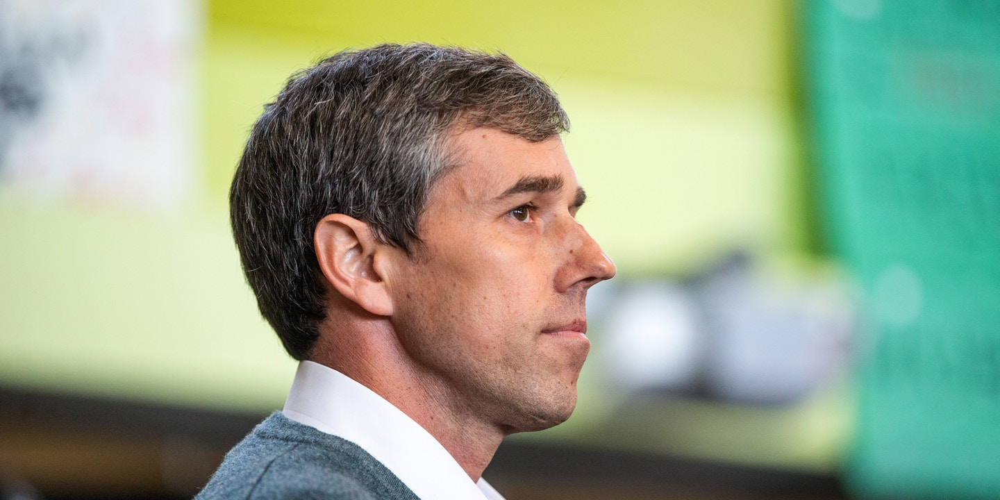 The Harder They Come the Harder They Fall: Beto O'Rourke Campaign Reportedly Going Broke