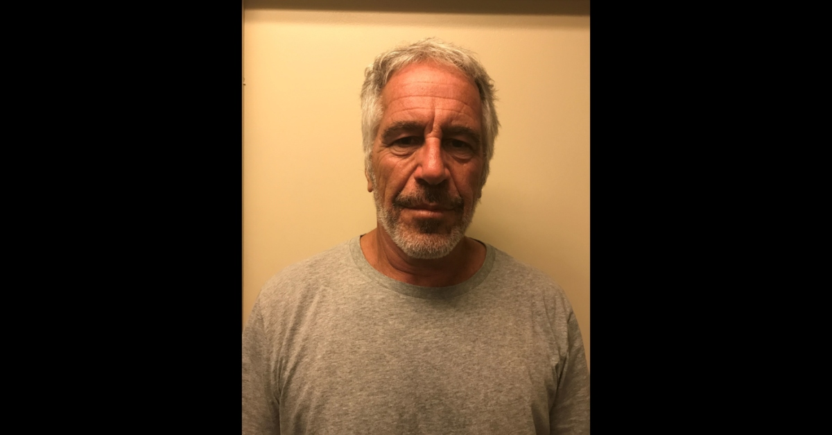 Jeffrey Epstein Reportedly Visited Office for 'Sexual Conduct' While in Jail; Police Records 'No Longer Available'