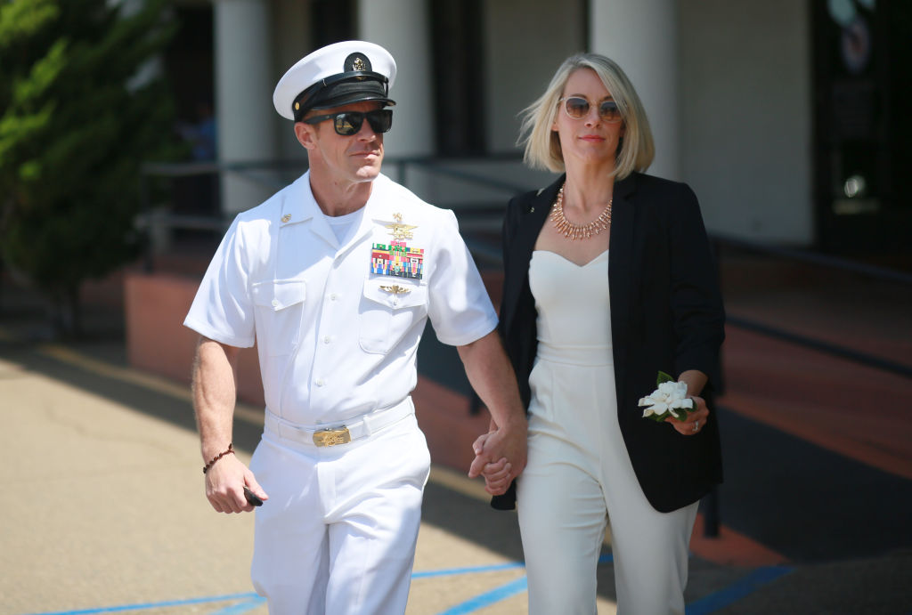 Navy SEAL Chief Eddie Gallagher Acquitted of Premeditated Murder in Killing of Iraqi Prisoner