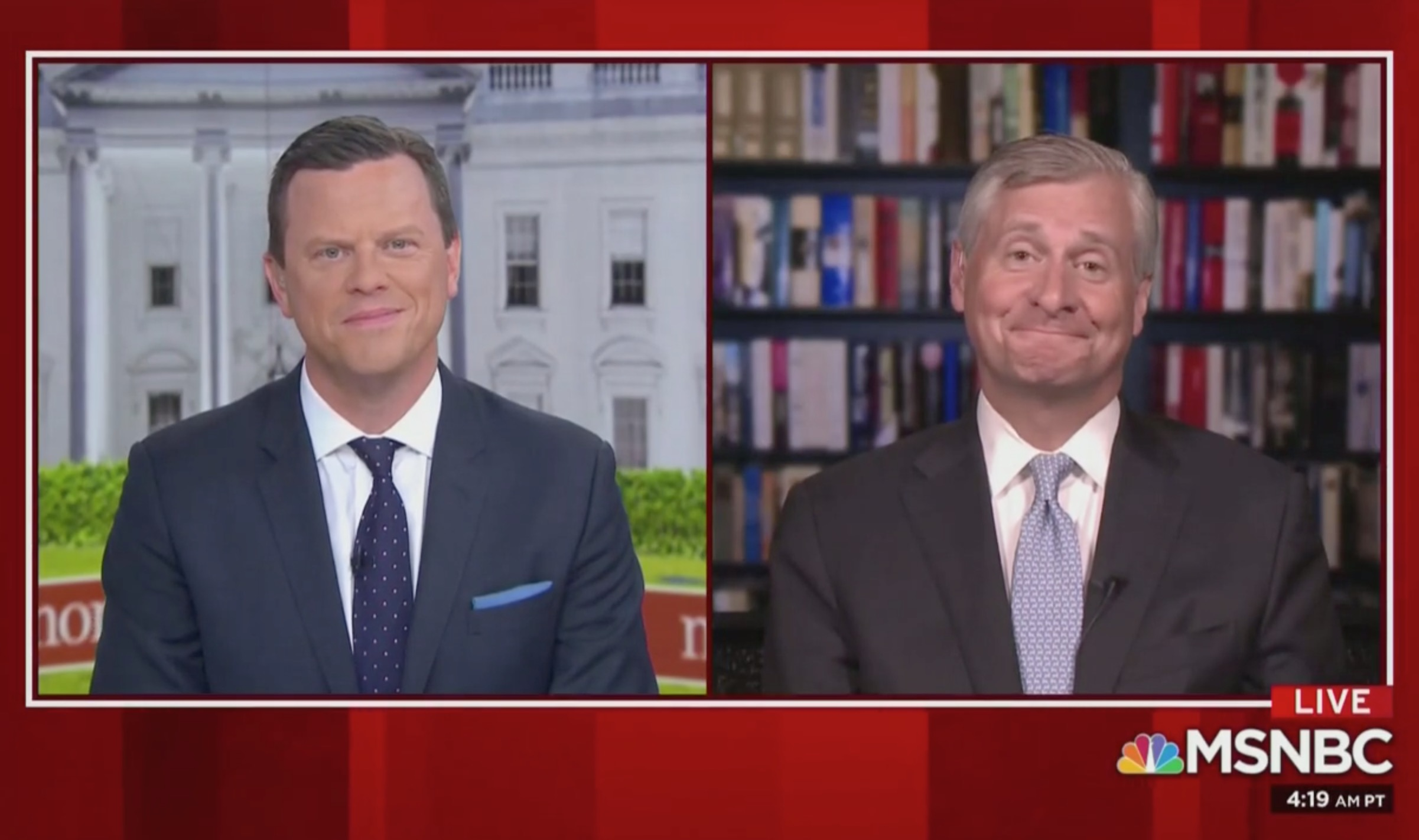 Morning Joe Openly Laughs at Trump's Confusing 'Western-Style Liberalism' With California Politics