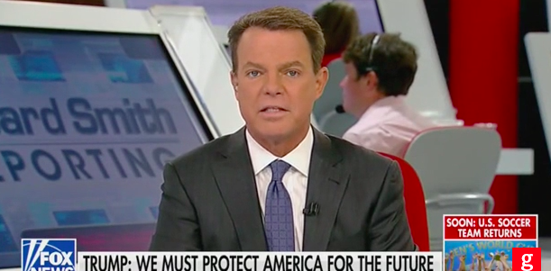 WATCH: Fox's Shepard Smith Cuts Off a Trump Speech to Fact Check Him in Real Time: