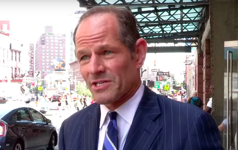 Does Eliot Spitzer Regret Quitting in a World Where Scandals Bounce Off Trump? Client No. 9 Reflects