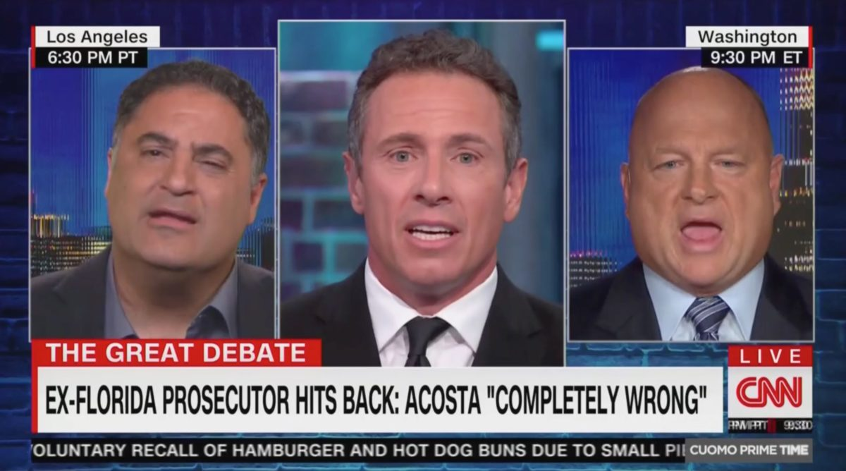 Cenk Uygur and David Urban Debate Over Epstein Plea Deal Goes Off the Rails: 'You're So Lame'