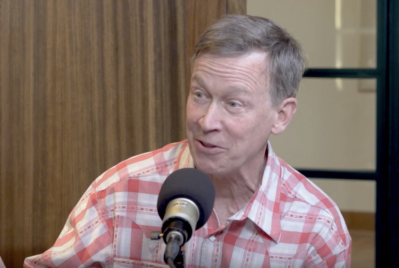 Dem Ex-Colorado Gov. Hickenlooper Jumps on Ivanka Tweet Touting State's Economic Success: 'Can I Count On Your Support?'
