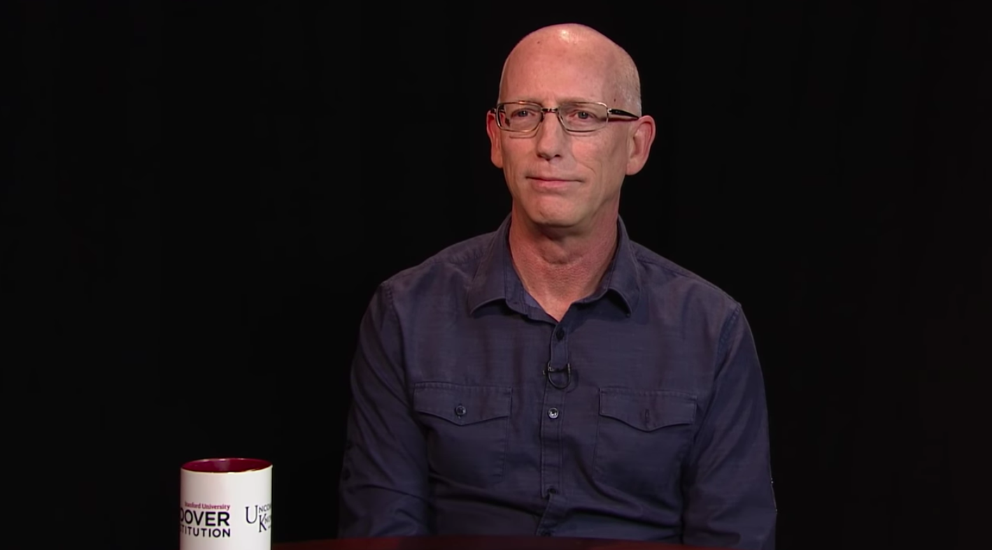 Dilbert Guy Scott Adams Condemned For Exploiting Mass Shooting to Promote His App