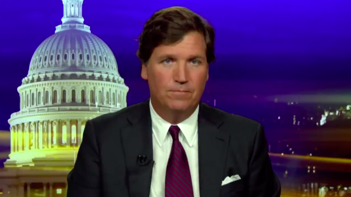 Tucker Carlson Directly Appeals to Brazilian Government to Stop Threatening Glenn Greenwald