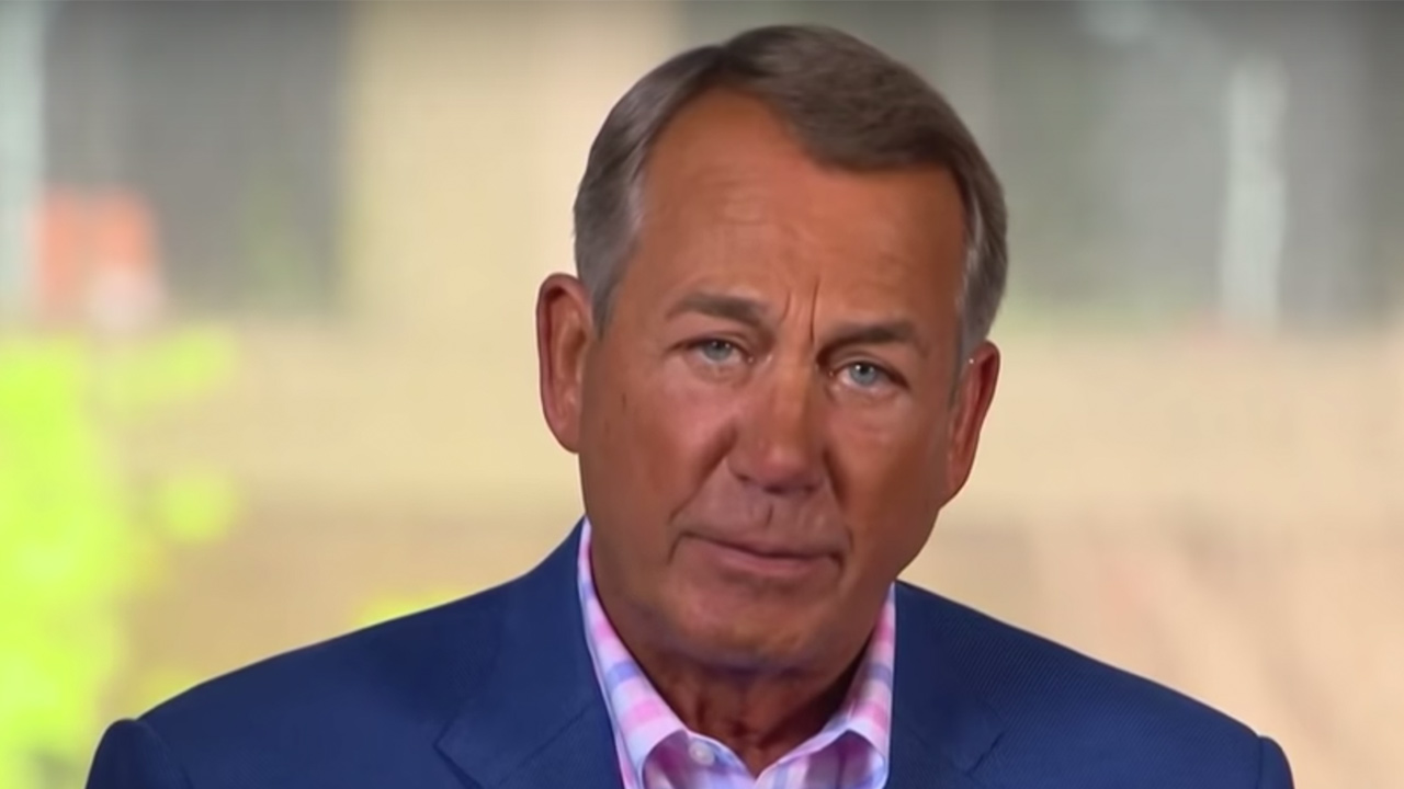 Boehner Reportedly Offered Roger Ailes Secret Benghazi Info to Stop Fox News Booking Fringe Republicans