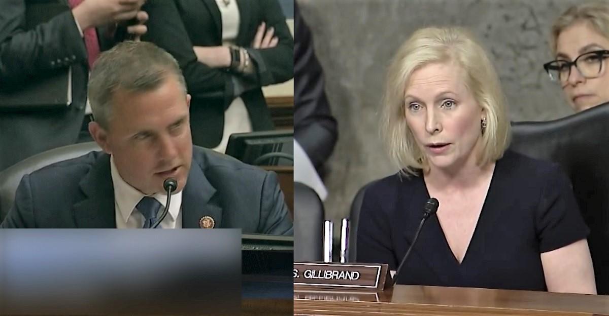 WATCH: GOP Congressman Attacks Kirsten Gillibrand for Wanting to Keep
