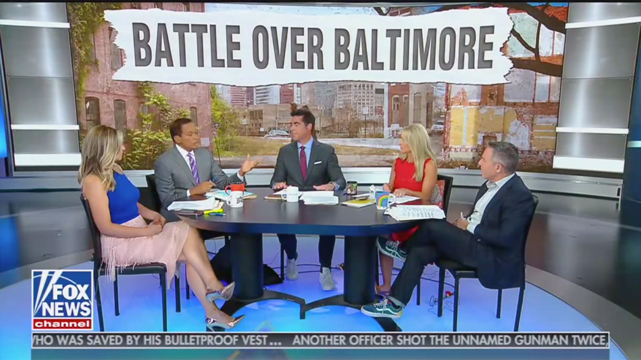 Juan Williams Clashes With Fox Co-Hosts Over Trump and Baltimore: 'This Is Such a Deep Echo Chamber'