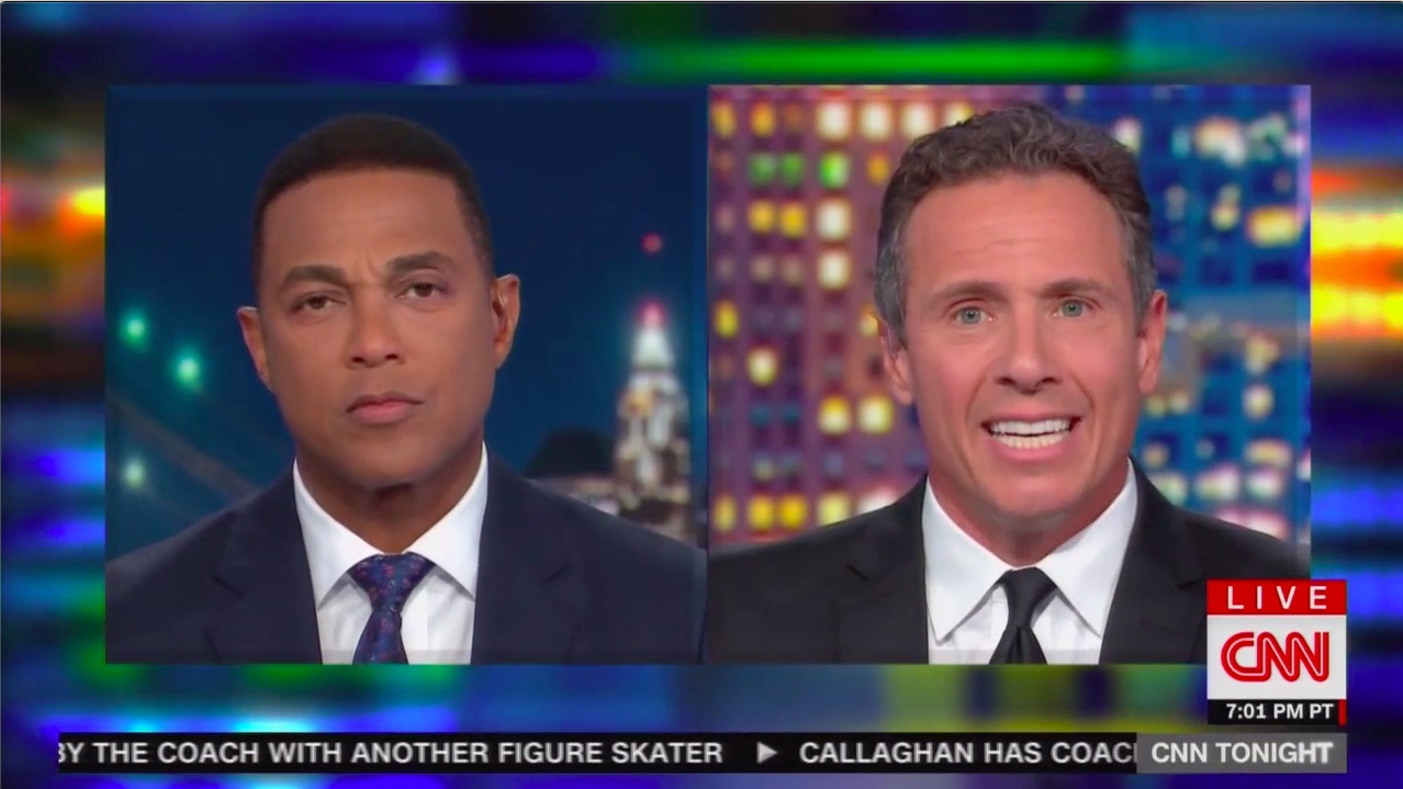 'He's Not Some Lunatic': Chris Cuomo and Don Lemon Analyze Bizarre, 'Deep State' Claims From Overstock's Ex-CEO Patrick Byrne
