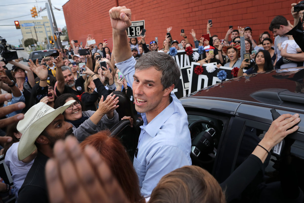 Beto's Push to Confiscate Assault Weapons Gains Steam as Two House Dems Voice Support for His Debate Comments