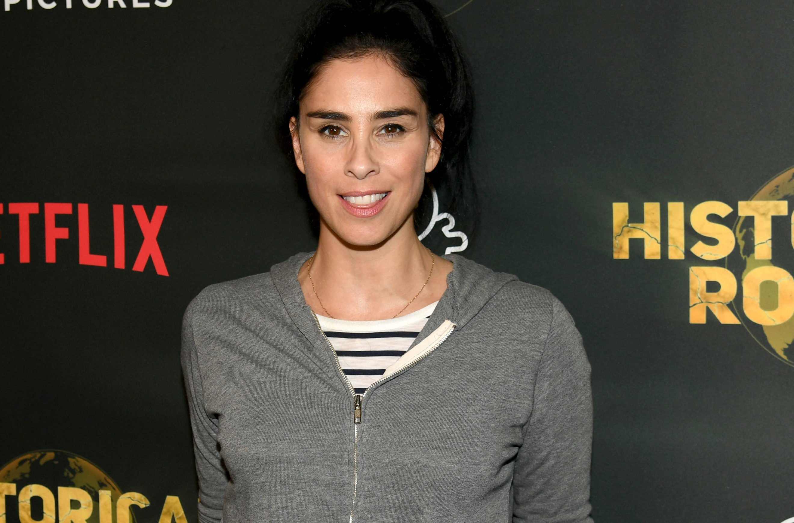 Sarah Silverman Reveals She Was Fired From a Movie Over Old Sketch Wearing Blackface