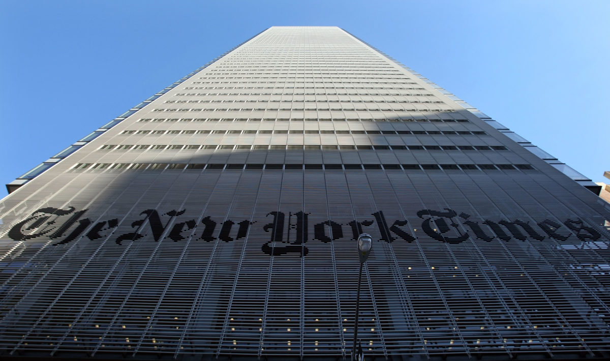 NY Times Ed. Board Member, As #CancelNYT Trends: Subscriber Cancellations 'Can Back Up Dissenting Views Inside Paper'
