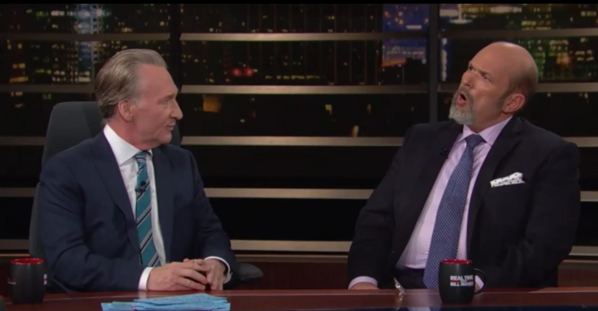 Bill Maher Lets Disgraced Writer Lie About Saying Women Should Be Hanged for Having Abortions
