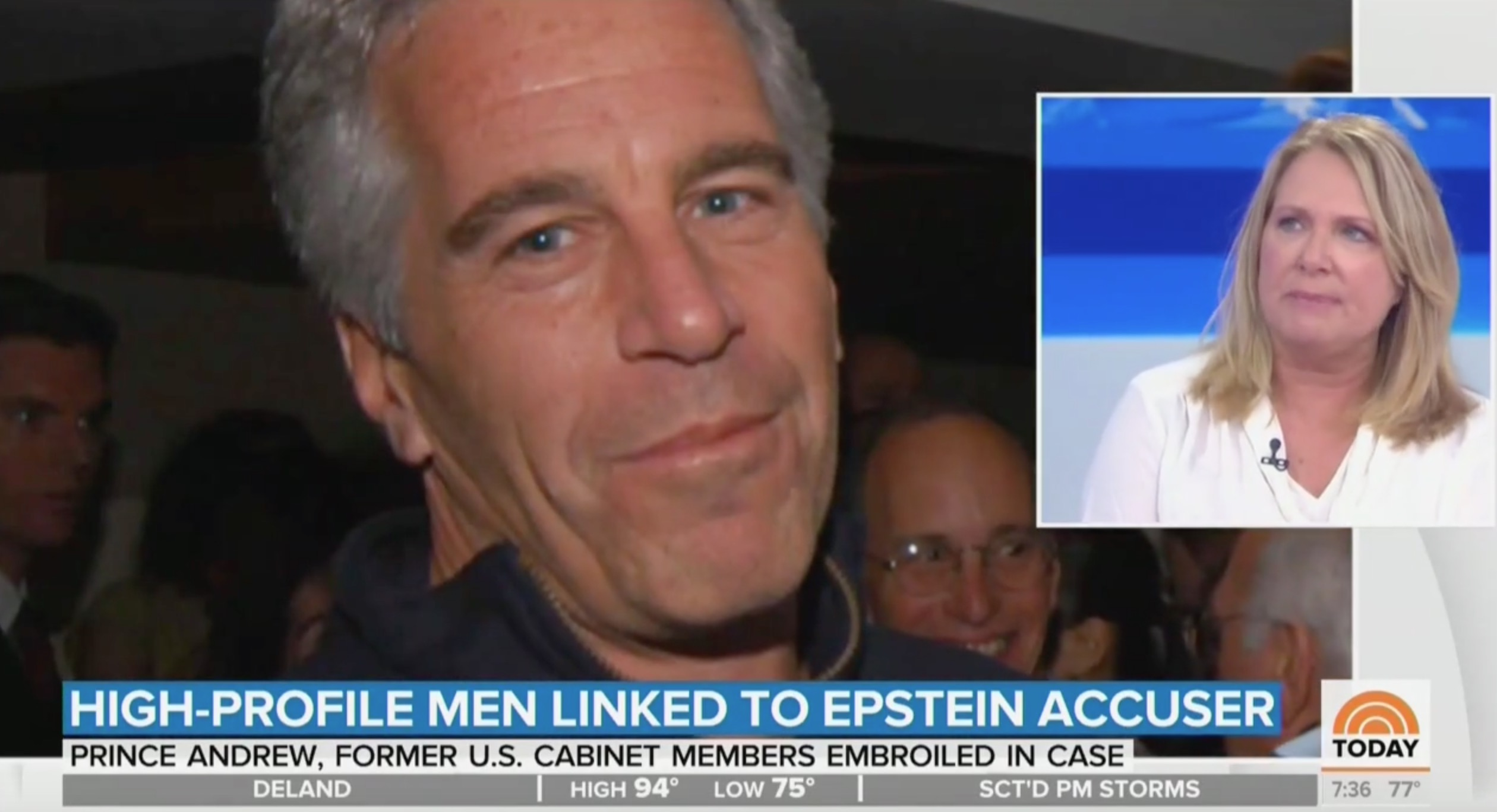 Miami Herald's Julie Brown Breaks Down Epstein's Sexual Recruitment Network: 'A Lot of People' Made Money Off of This
