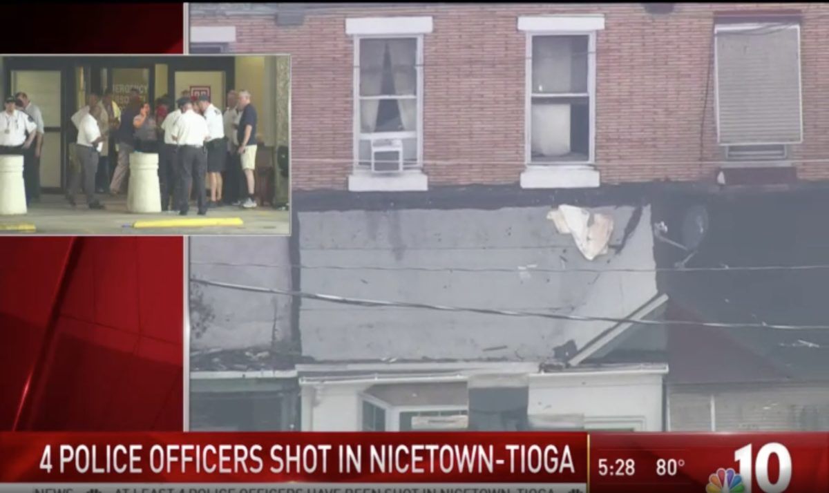 BREAKING: At Least 5 Police Officers Gunned Down in Active Shootout in Philadelphia