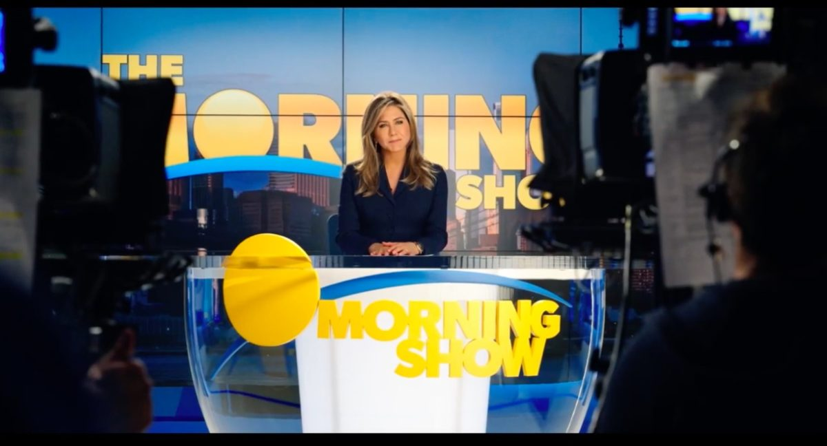 WATCH: Apple Drops Trailer for The Morning Show Featuring Jennifer Aniston, Reese Witherspoon, and Steve Carell as a Disgraced Anchor