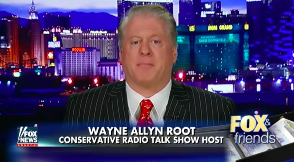Who is Wayne Allyn Root, the Radio Host Trump Quoted to Declare Himself 'King of Israel'?