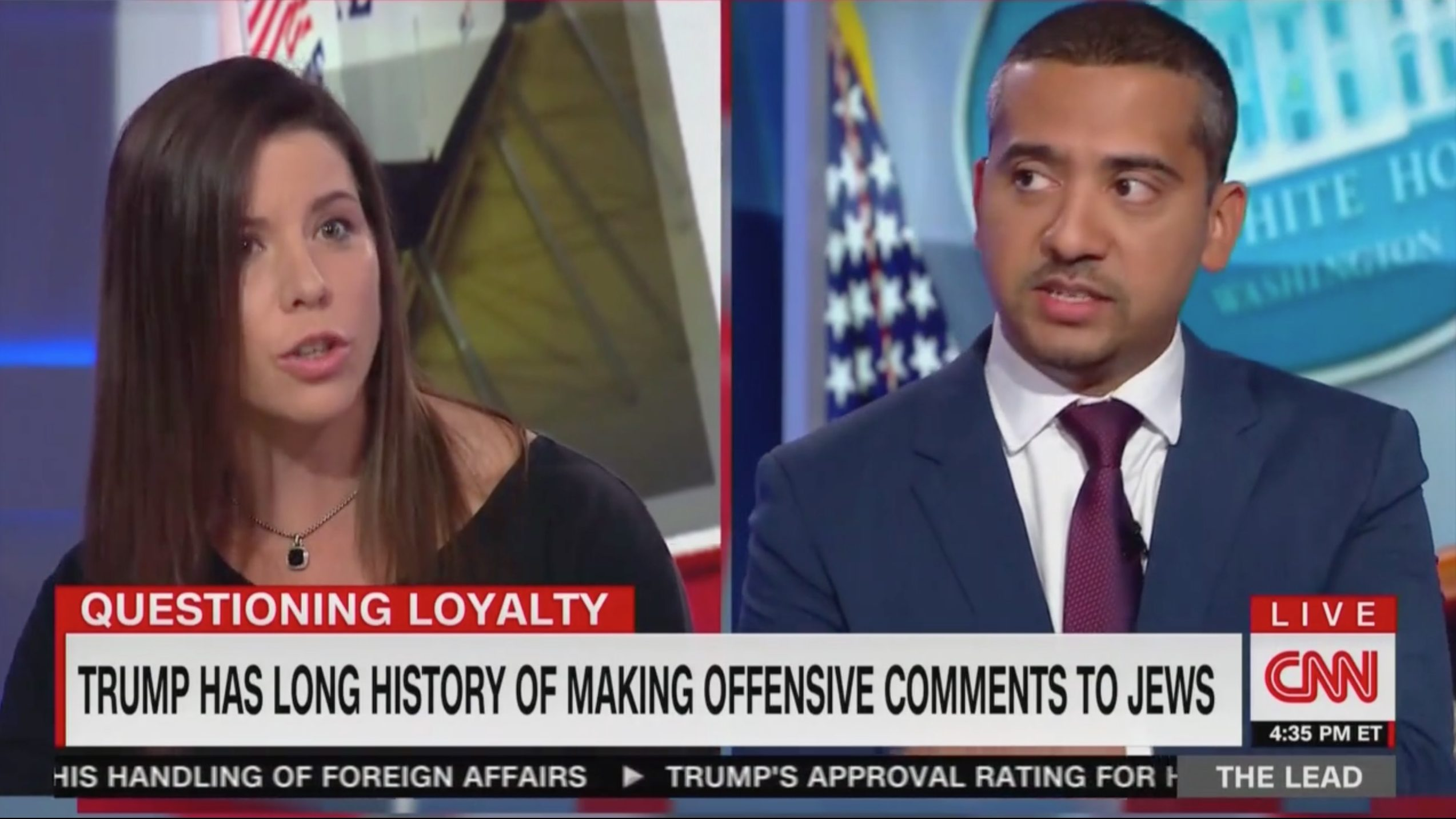 CNN Debate Gets Tense After Panelist Compares The Squad's Comments to Trump's: 'Come On! Let's Not Do a Both Sides Here!'