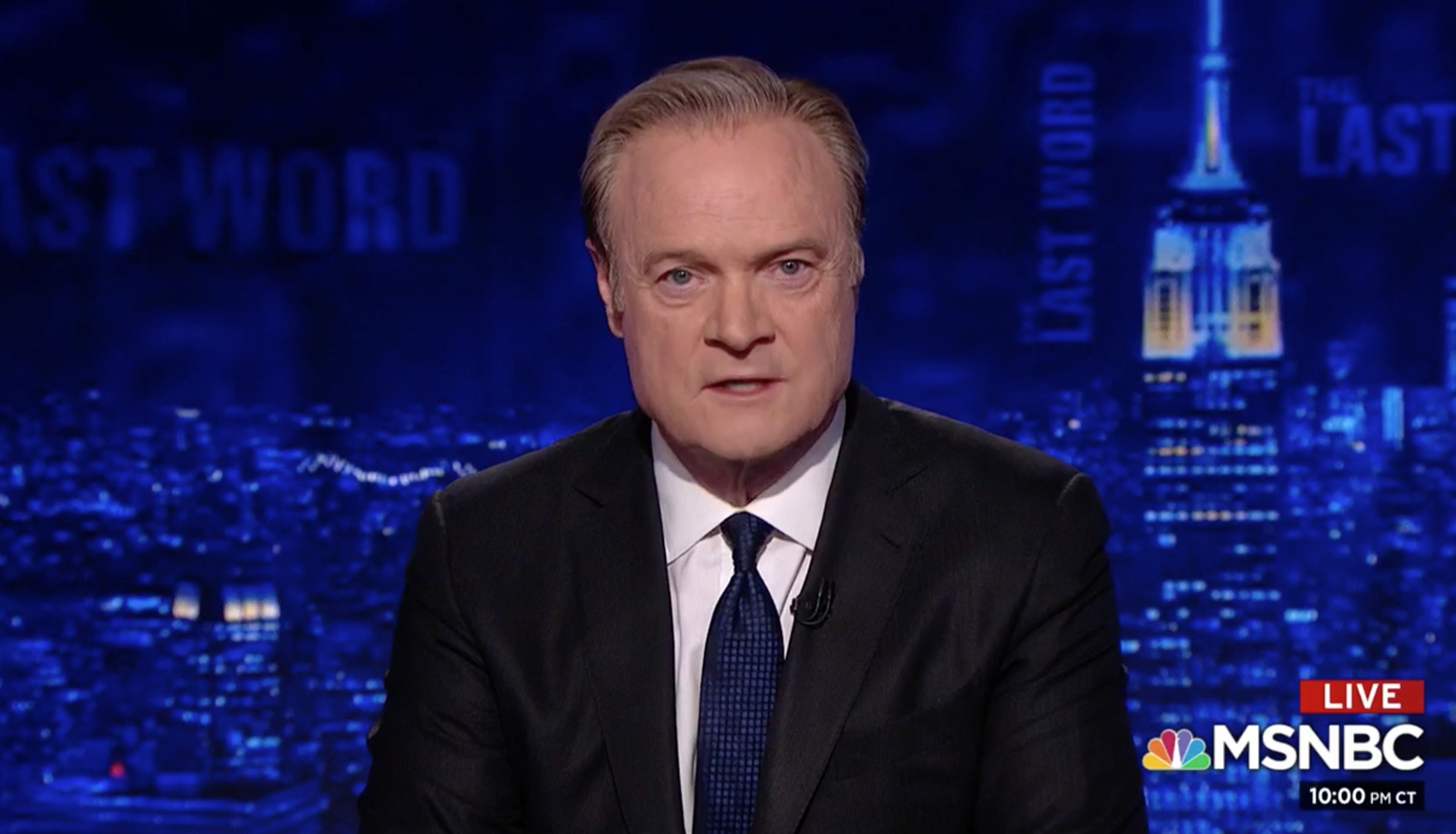 Lawrence O'Donnell Pummeled for 'Grossly Irresponsible,' Thinly-Sourced Claim Russian Oligarchs Co-Signed Trump's Loans
