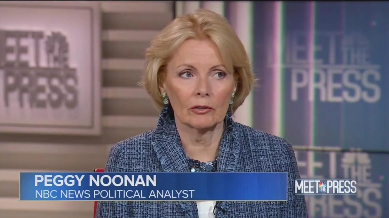 Peggy Noonan: Kudlow's 'Hollow' Talking Point on Economic Optimism 'Makes Me Nervous'