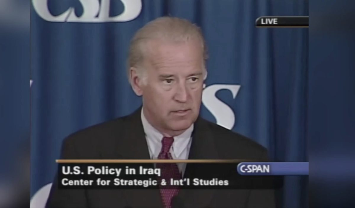 CNN's K-File Finds Biden Backed Iraq War Way Longer Than He Claims: Bush WH Full Of 'Bright, Patriotic' People