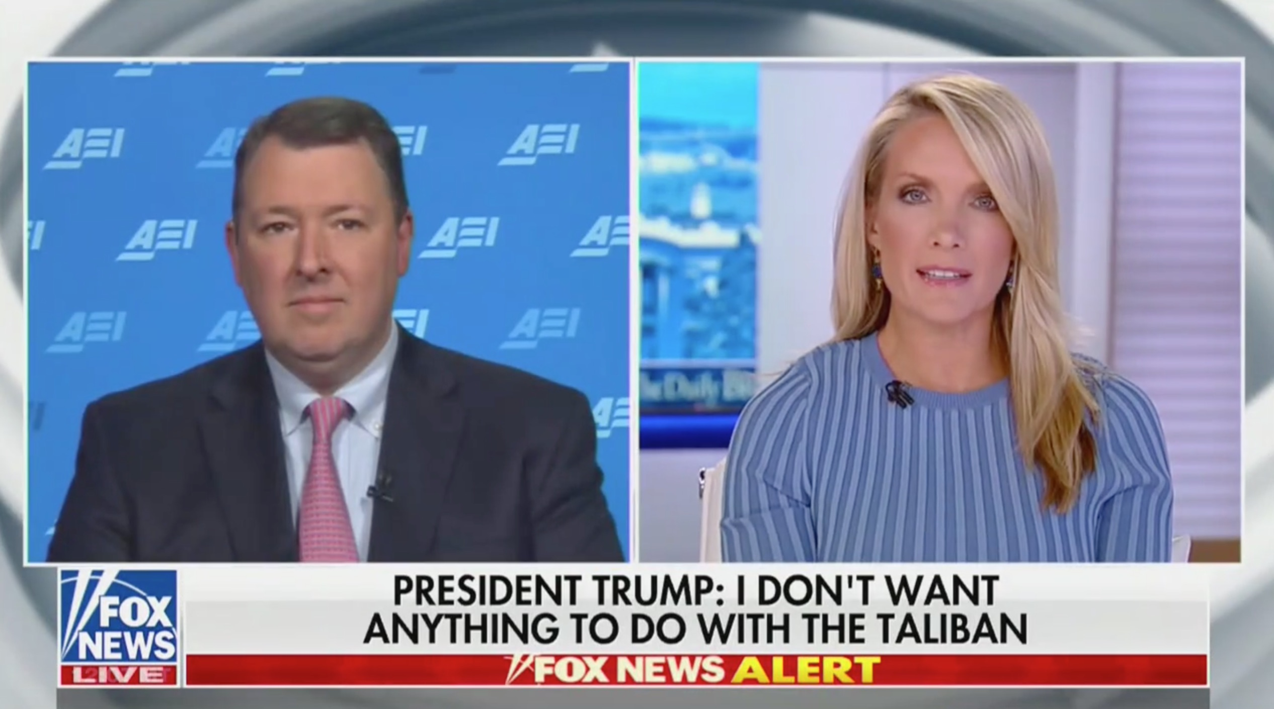 Fox News Contributor Marc Thiessen Absolutely Pans Trump's 'Indefensible' Taliban Invite: 'It's Beyond Belief!'
