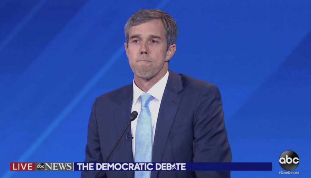 Beto O'Rourke Endorses Taking AR-15s and AK-47s Away from Americans: 'Hell Yes!'