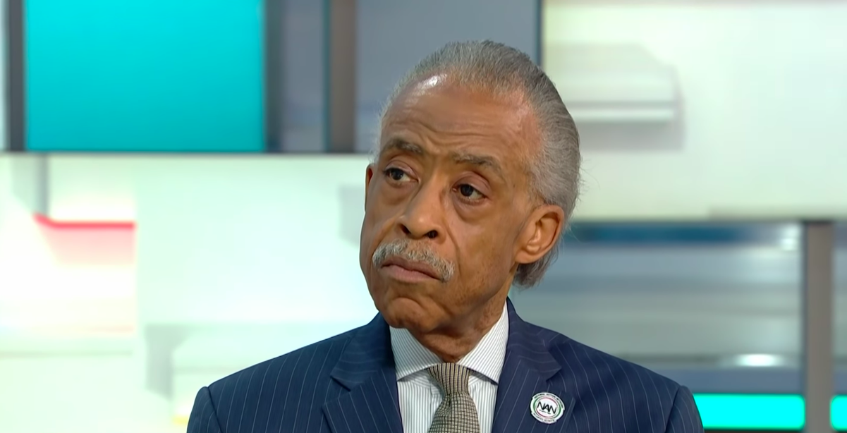 MSNBC's Al Sharpton Botches 'Cookie Roberts' Tweet, Shares Photos of Wrong Female Broadcaster