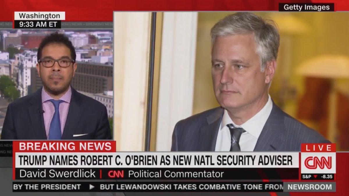 CNN Analyst on Trump's New Nat Sec Advisor: He Was an 'Errand Boy' in A$AP Rocky Crisis