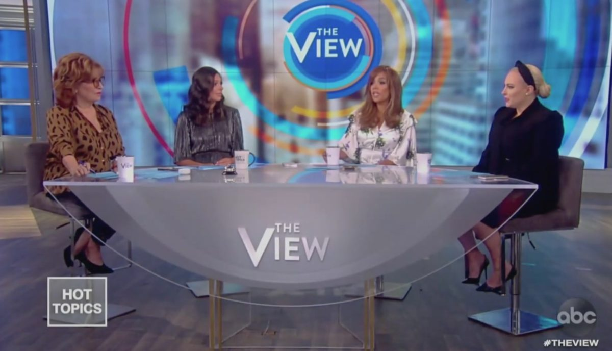 The View Rips Trump's Retweet of False Ilhan Omar 9/11 Smear: 'He's Threatening Her Life'