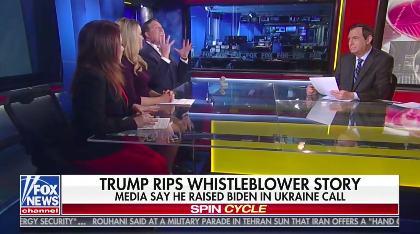 Philippe Reines Mocks Fellow Fox News Panelists on Trump-Ukraine: 'Your Heads Would Be Exploding' If Hillary Clinton Did This