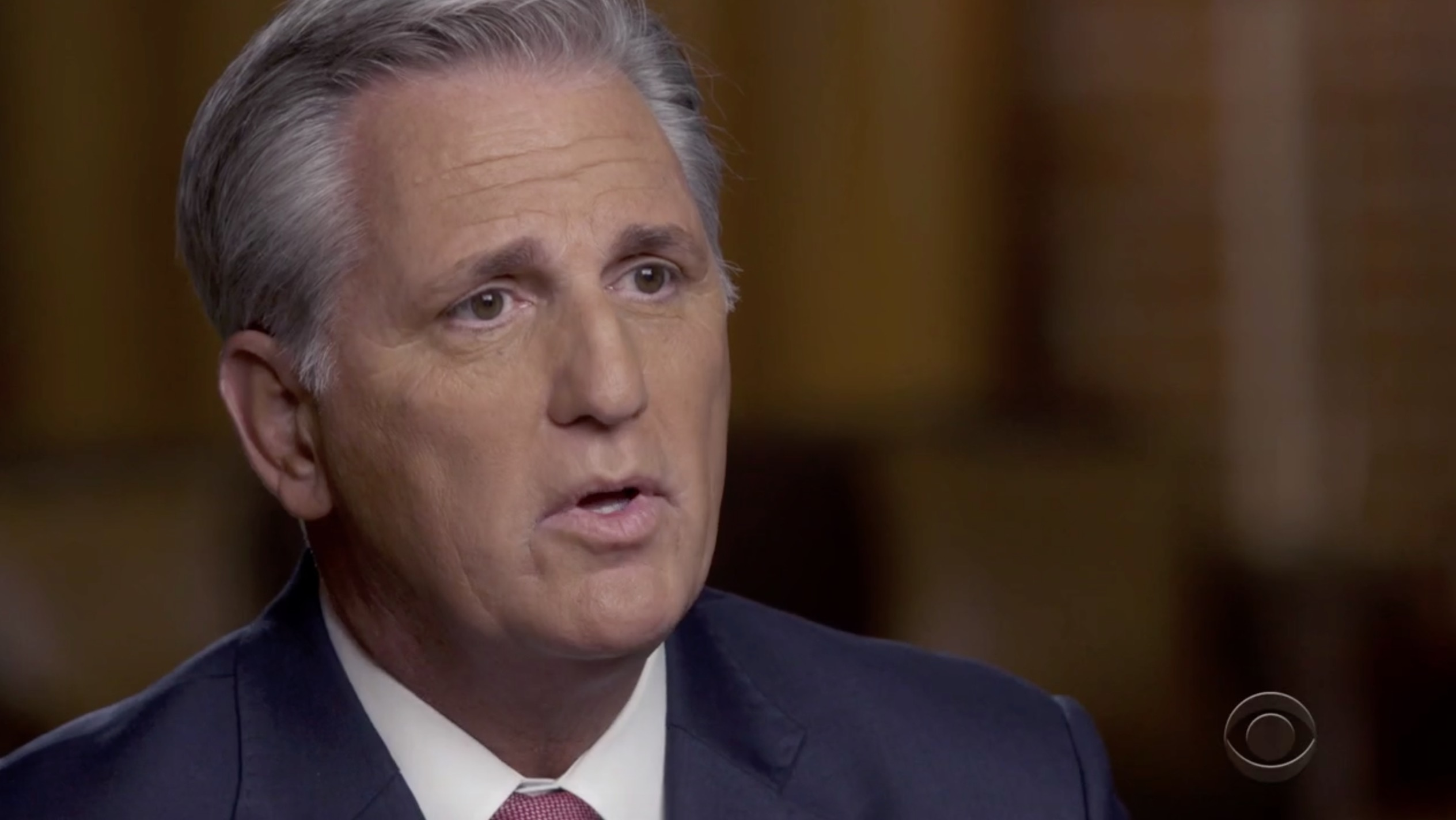 Kevin McCarthy Accuses Scott Pelley of Distorting Trump-Zelensky Call in 60 Minutes Interview (He Didn't)