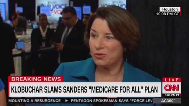 Amy Klobuchar Shreds Julian Castro for Attack on Biden: It Felt Like a Trump Tweet