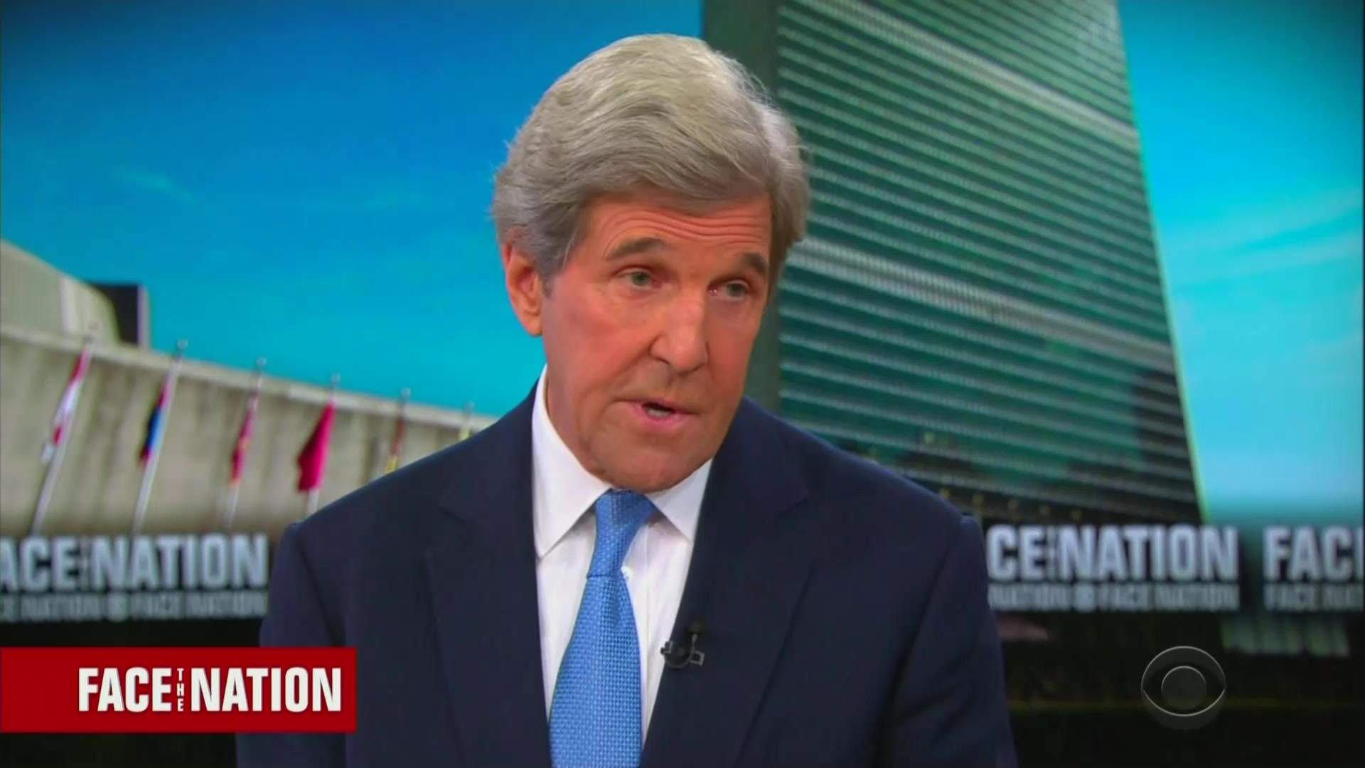 John Kerry Accuses GOP of 'Supporting a Cover-Up' for Trump on Ukraine Controversy: 'Deeply Disturbing'